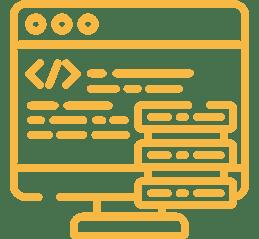 Icône qui représente la programmation et