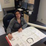Annick Flibotte, chargée de projet chez Contrôle PM
